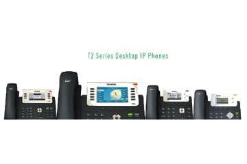yealink T2 series